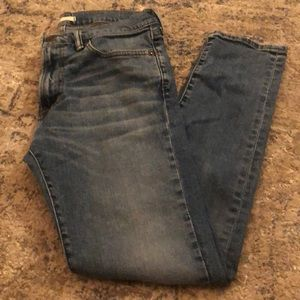 A&F Supper Skinny Jeans